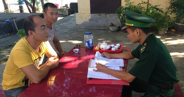 2 người Trung Quốc xâm nhập, lưu trú trái phép vùng biên giới