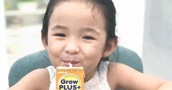 GrowPLUS+ của NutiFood 2 lần được chứng nhận đứng đầu ngành sản phẩm đặc trị