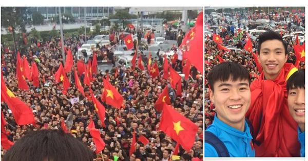 Chùm ảnh hài hước: Dân mạng tự trao các giải phụ đặc biệt cho U23 Việt Nam