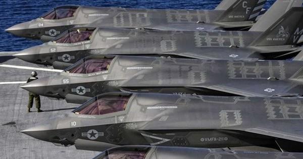 """Tiết lộ sốc về lượng chiến đấu cơ F-35 Mỹ phải """"đắp chiếu"""" vì lỗi kĩ thuật"""