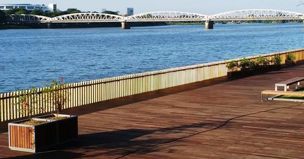 Cầu gỗ lim xứ Huế từng rạn nứt bây giờ ra sao?