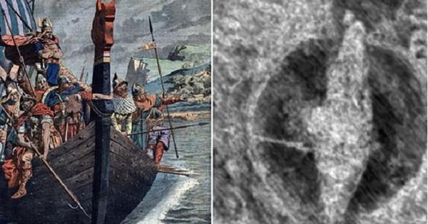 Khám phá con tàu bí hiểm nằm dưới lòng đất của người Viking
