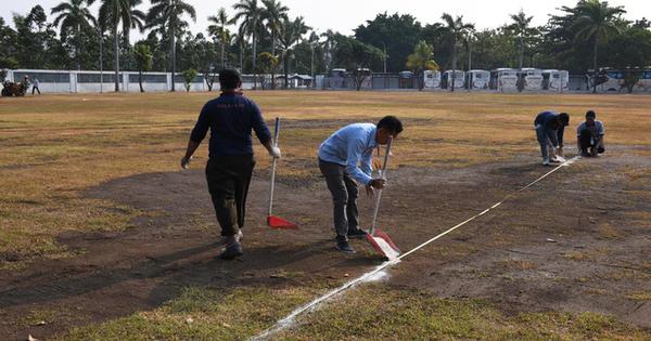 Sau U23, đến lượt U19 Việt Nam gặp khó về sân tập tại Indonesia