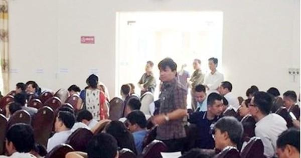 Vụ nhà báo bị dọa giết ở Thanh Hóa: Đã xác định được thủ phạm