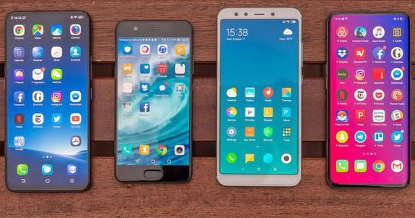"""Không có Google, các nhà sản xuất Trung Quốc đã """"sáng tạo"""" lại smartphone Android như thế nào?"""
