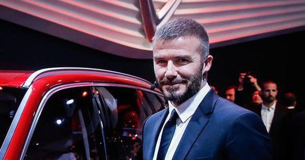 David Beckham vừa đích thân đăng dòng cảm nhận đầu tiên về xe Vinfast trên trang fanpage hơn 50 triệu lượt thích