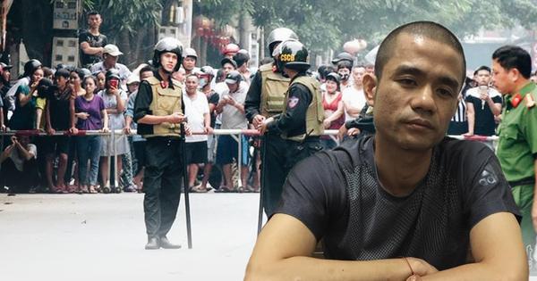 [PHOTO STORY] Hơn 100 công an và kế hoạch vây bắt gã giang hồ lì lợm ôm lựu đạn cố thủ