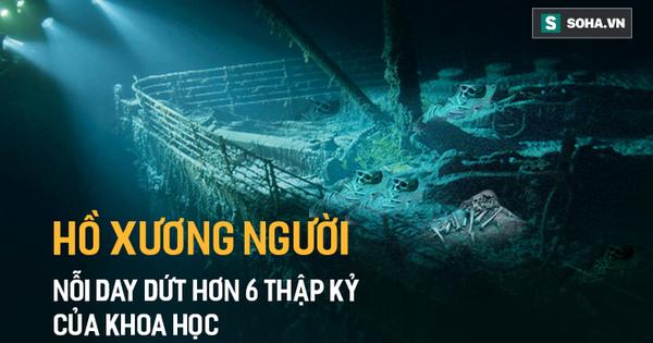 """Hàng trăm bộ xương """"bị chôn"""" trong hồ lạnh giá: Bí ẩn khiến khoa học day dứt 65 năm"""