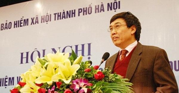 Chân dung cựu Thứ trưởng Lao động, Tổng Giám đốc BHXH Việt Nam Lê Bạch Hồng vừa bị bắt