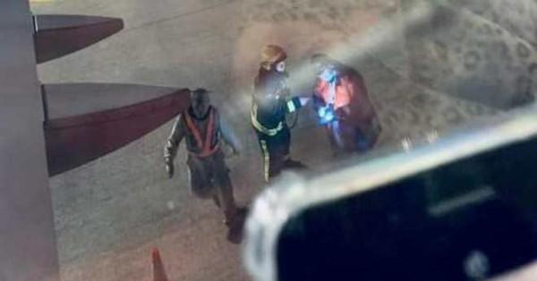 """Hành khách chuyến bay Vietjet bị sự cố trên không: Tiếp viên liên tục chạy vào khoang lái, tất cả """"đứng hình"""""""