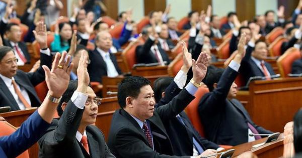 Quy trình lấy phiếu tín nhiệm Uỷ viên Bộ Chính trị, Ban Bí thư ra sao?