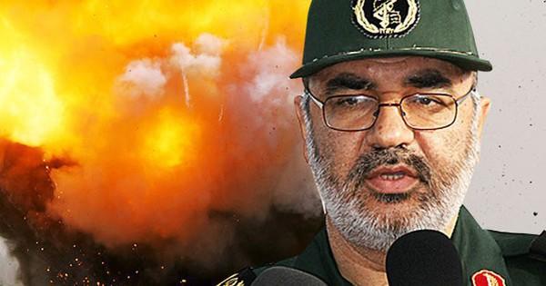"""Tướng Iran tuyên bố có thể tạo ra """"địa ngục"""" cho chế độ Israel"""