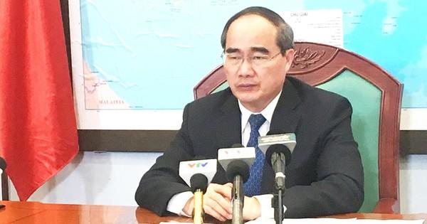 """Bí thư Nguyễn Thiện Nhân: """"Mỗi ngày TP HCM đóng góp ngân sách 1.000 tỷ, rất có ý nghĩa"""""""