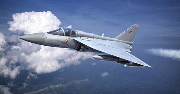 Ảnh: Hỏa lực đáng gờm của máy bay tiêm kích đa nhiệm Ấn Độ Tejas