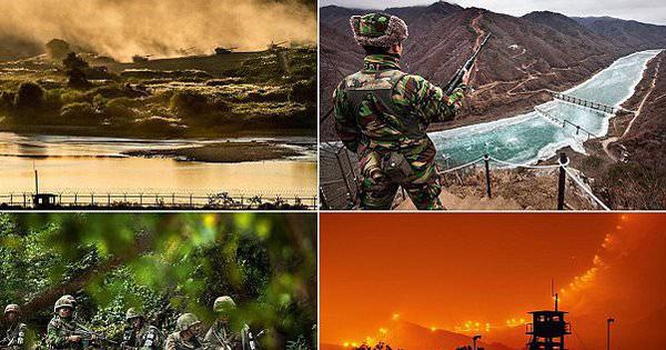 Những khoảnh khắc hiếm có ở DMZ – nơi nguy hiểm nhất hành tinh