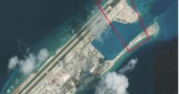 AMTI: Trung Quốc toan tính xây dựng trung tâm tình báo trên Biển Đông