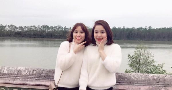 Có anh chị em sinh đôi để làm gì? Chính là để khoe ảnh chụp cùng nhau!