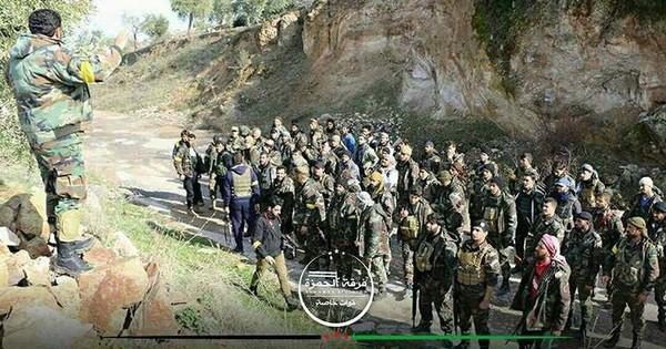 Thổ dồn quân đánh rát người Kurd phòng thủ Afrin, Aleppo