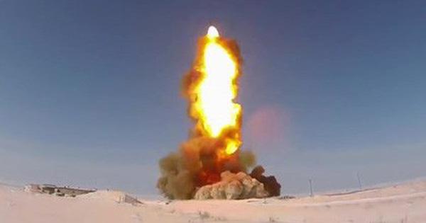 Nga đưa vào trang bị tên lửa đánh chặn mới bảo vệ Moscow
