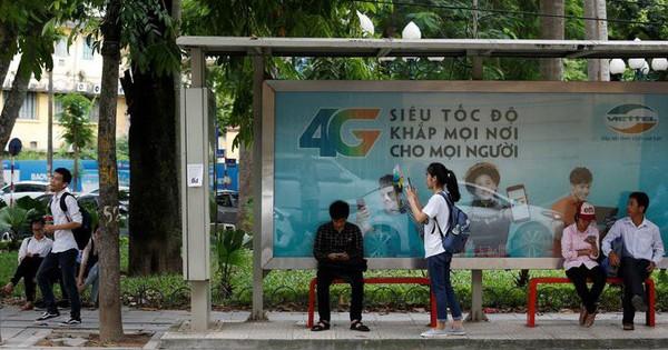 Tốc độ 4G tại Việt Nam nhanh hơn Mỹ, đứng thứ 2 Đông Nam Á nhưng thiếu ổn định