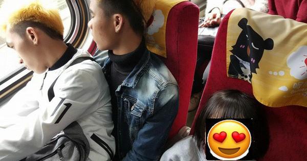 Hành động của thanh niên Việt trên tàu được chia sẻ và ngưỡng mộ ở Đài Loan