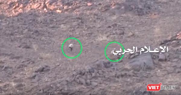 Phiến quân Houthi xung trận bắt sống lính Arab Saudi