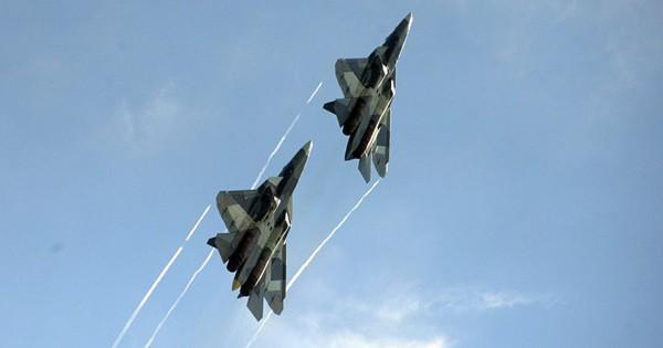 Kommersant hé lộ thời điểm và mục đích Su-57 Nga tới Syria: Điều không thể ngờ