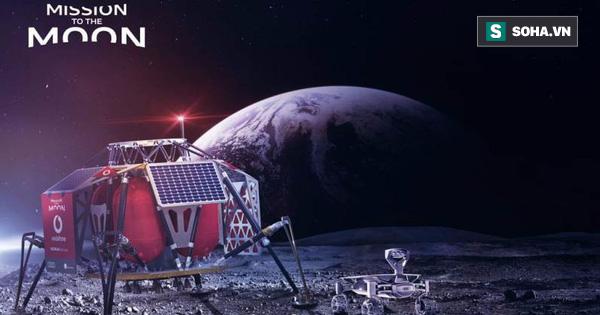 Lần đầu tiên trong lịch sử, loài người thiết lập mạng di động 4G trên Mặt trăng