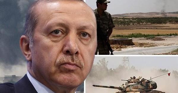 """Nga """"đẩy"""" Mỹ đối đầu Thổ tại Syria, một tên trúng 3 đích"""