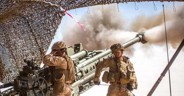 Tại Syria, một tiểu đoàn pháo binh Mỹ đã bắn nhiều đạn nhất kể từ sau chiến tranh VN