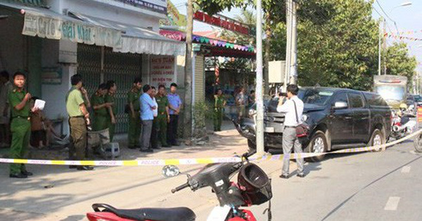 Phó Thủ tướng yêu cầu xử nghiêm nhóm buôn lậu tông xe CSGT Bình Dương