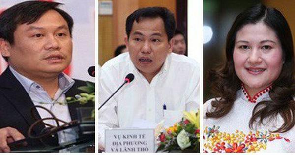 Thủ tướng vừa có quyết định bổ nhiệm 3 Thứ trưởng