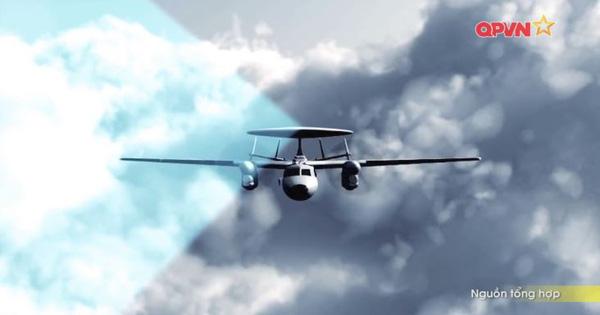 Máy bay cảnh báo sớm