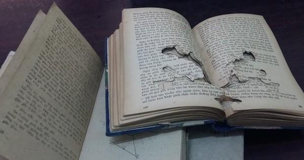 Thư viện Uông Bí nói gì về việc tiêu hủy hơn 10.000 cuốn sách?
