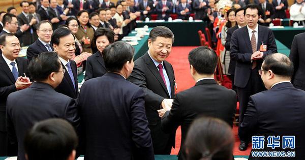 Đạt 100% phiếu thuận, ông Tập Cận Bình chính thức tái đắc cử Chủ tịch Trung Quốc nhiệm kỳ 2018 – 2023