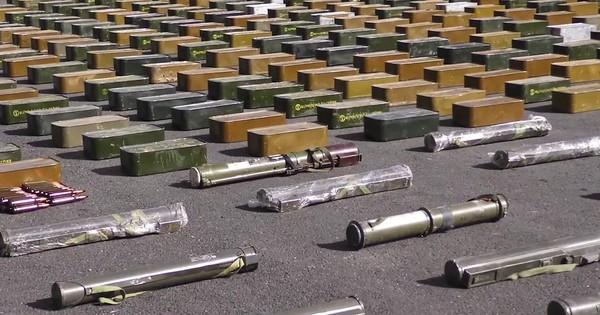 Chiến sự Syria: Quân Assad chiếm giữ thêm vũ khí vào chảo lửa Đông Ghouta