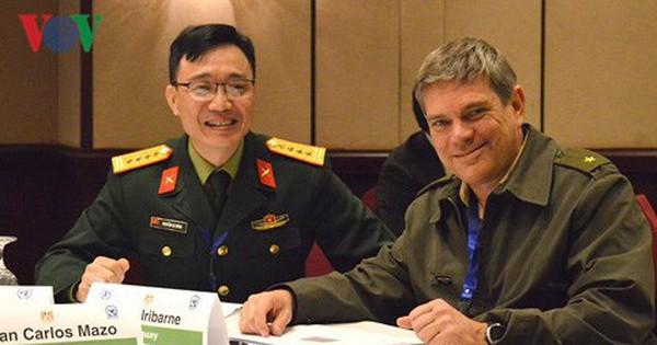 Việt Nam tham gia khóa tập huấn kế hoạch quốc gia về gìn giữ hòa bình