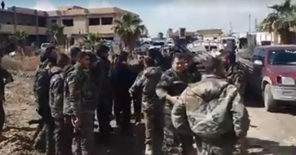 """""""Hổ Syria"""" vây chặt Douma, sắp trừng phạt nhóm """"Quân đội Hồi giáo"""" ở Đông Ghouta"""