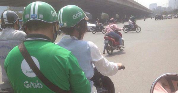 Khi bạn sắp muộn giờ làm mà book xe còn gặp phải tài xế mù đường thì đây là kết quả!