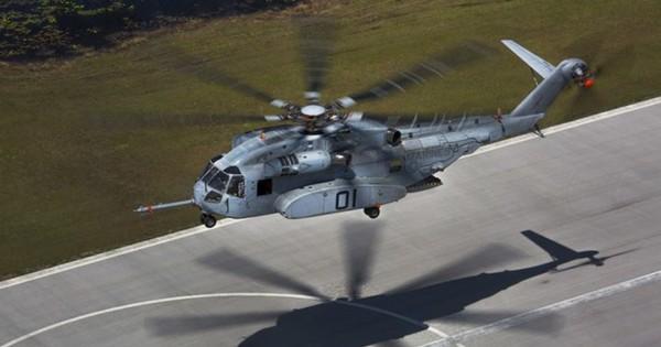Sức mạnh trực thăng CH-53 King Stallion đắt giá của quân đội Mỹ