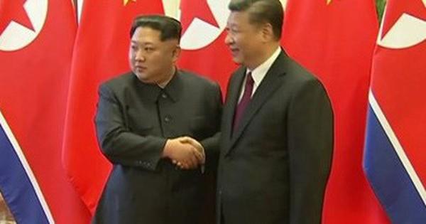 Hàn Quốc nói gì về chuyến thăm Trung Quốc của ông Kim Jong-un?