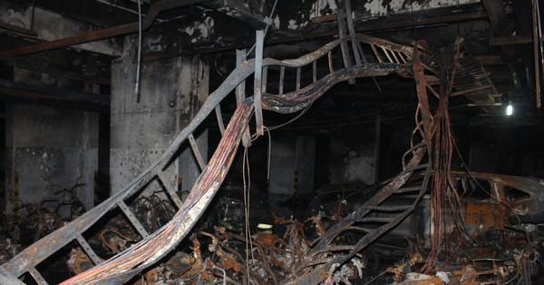Nghi chủ đầu tư sửa tầng hầm xóa vết tích, cư dân Carina 'kêu cứu'