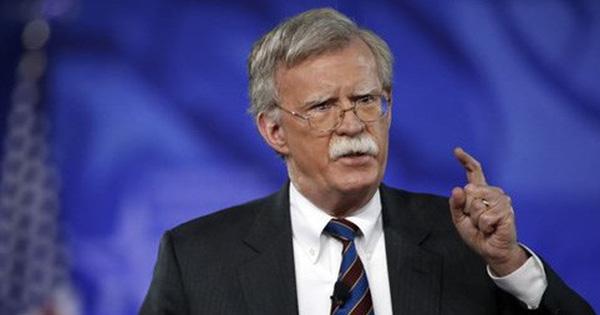 """Syria- """"Cơn đau đầu"""" với cố vấn Tổng thống Mỹ John Bolton?"""