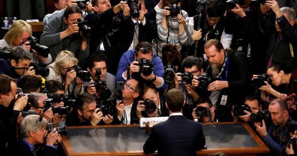 'Dốt' công nghệ, Thượng viện Mỹ gần như chịu thua Mark Zuckerberg trong buổi điều trần