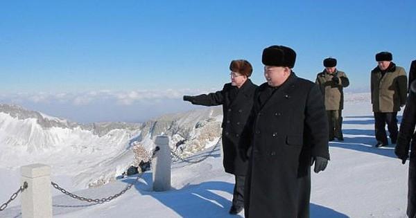 Ông Kim Jong-un có thể bước qua đường biên giới liên Triều