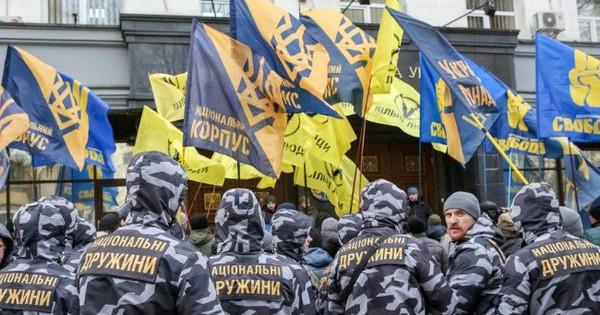 Lực lượng tự phát làm tăng thêm mối lo cho chính phủ Ukraine
