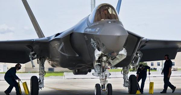 Mỹ đưa siêu tiêm kích tàng hình F-35C tới Nhật, đối phó với Trung – Triều?