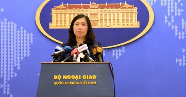 """Bộ Ngoại giao: """"Ở Việt Nam không có cái gọi là tù nhân lương tâm"""""""