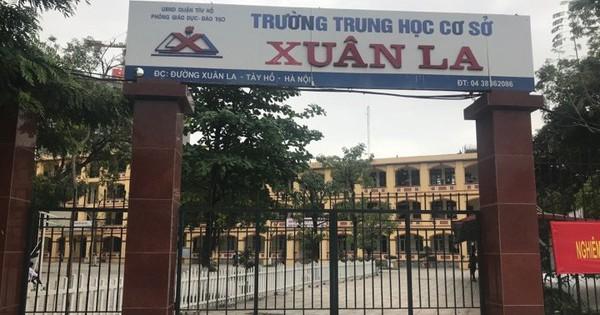Hà Nội: Nam sinh lớp 6 tử vong bất thường khi đi ngoại khoá cùng nhà trường