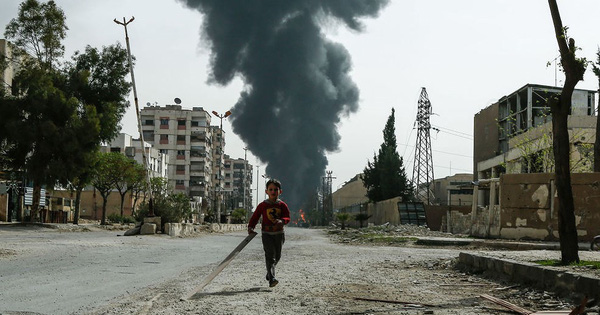 """Nga """"bóc mẽ"""" lý do Mỹ cáo buộc tấn công hóa học ở Syria"""